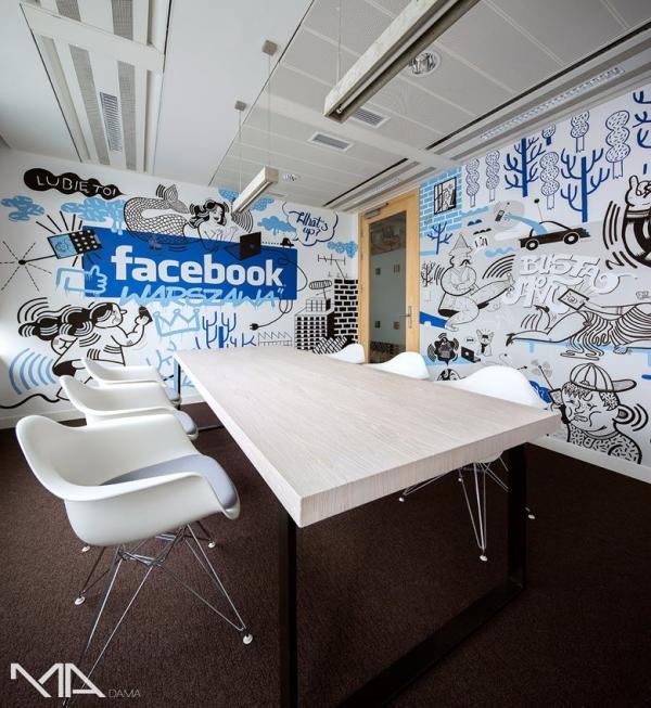 facebook interior