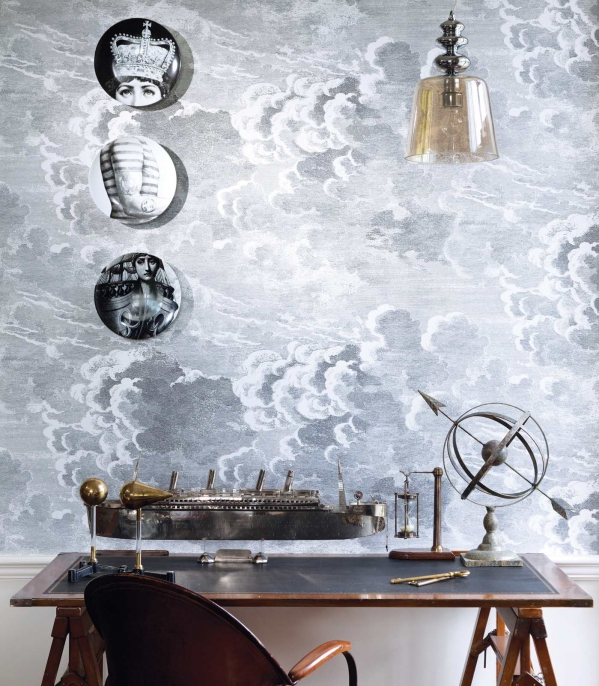 fornasetti wallpapers