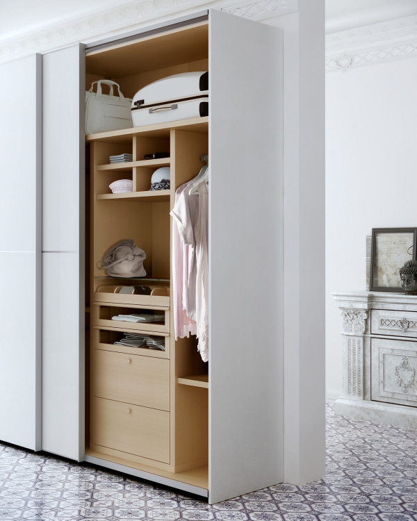 wardrobe inside ideas