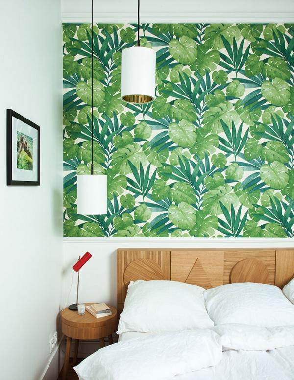 tropikai miegamajame