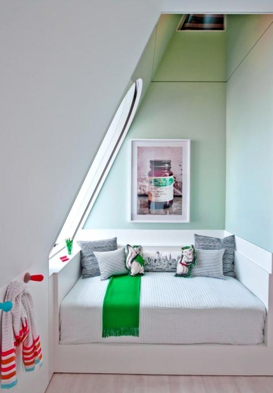 green in interior