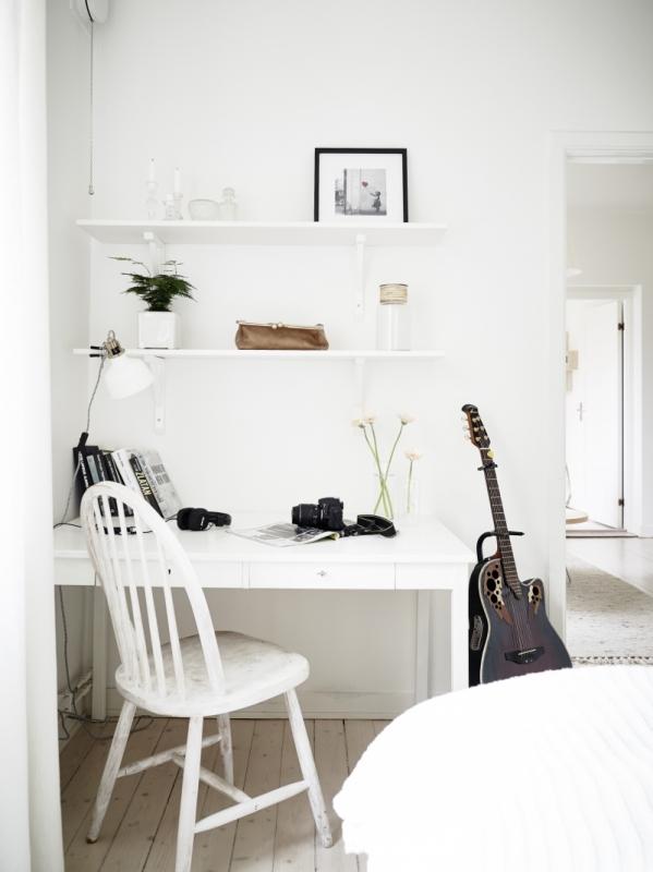 gitara kambaryje