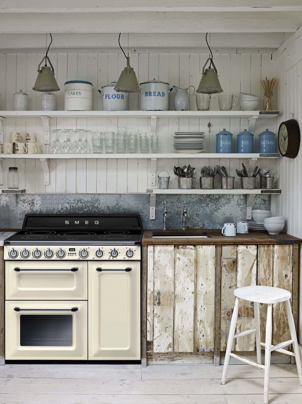 smeg cream color