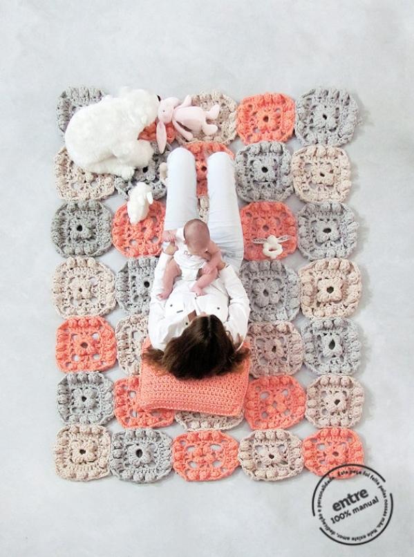 handmade large carpet