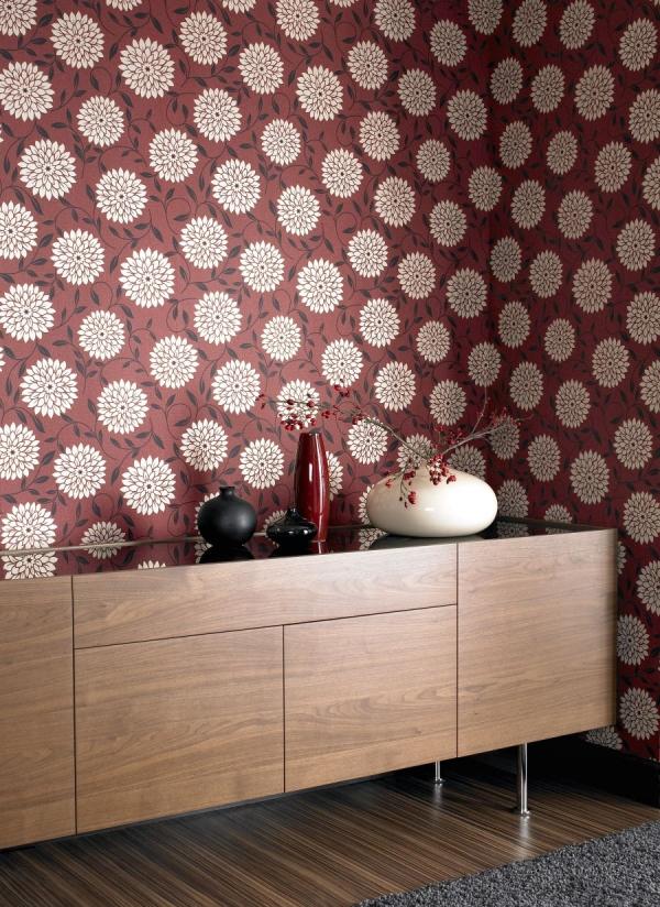 wallpaper marsala