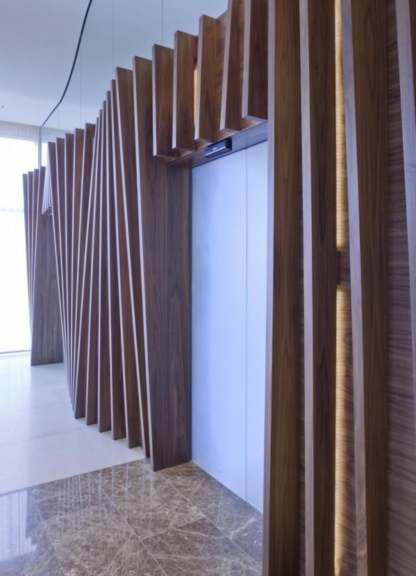 elevator decor