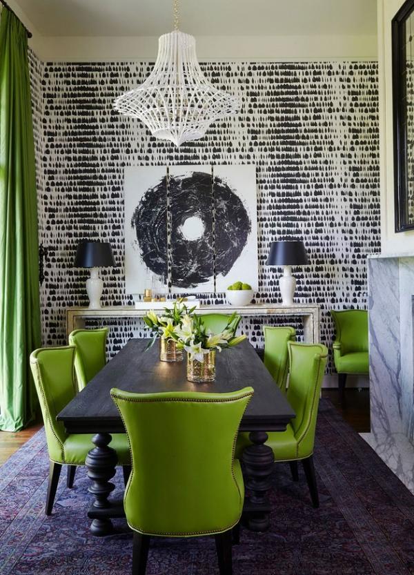 greenery interjeras