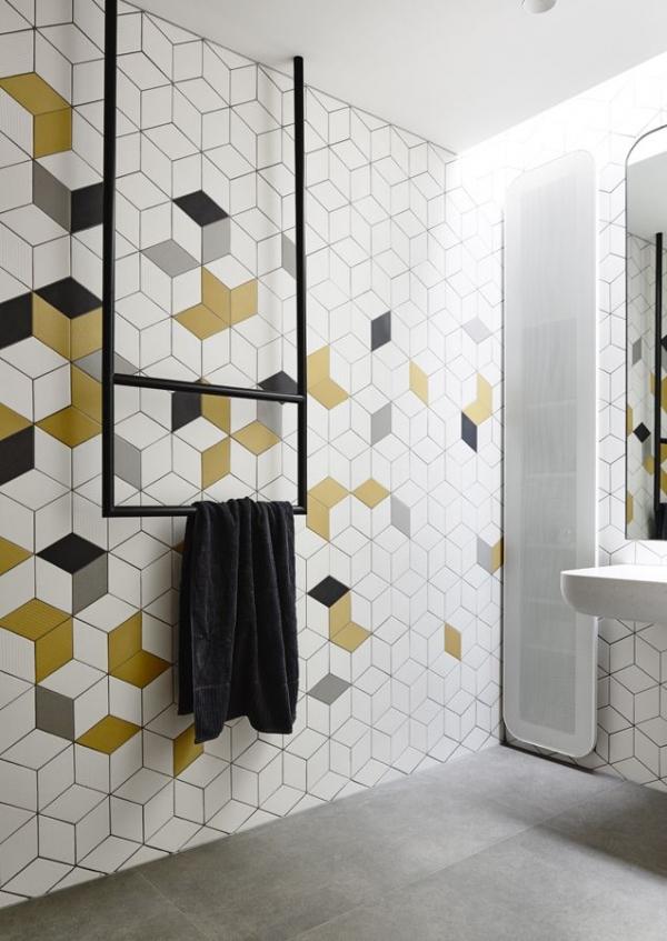 modernios vonios plytelės