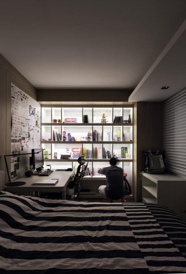 kambarys vaikui