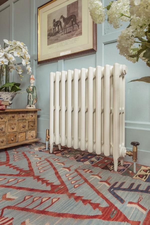 viktorijos stiliaus radiatorius