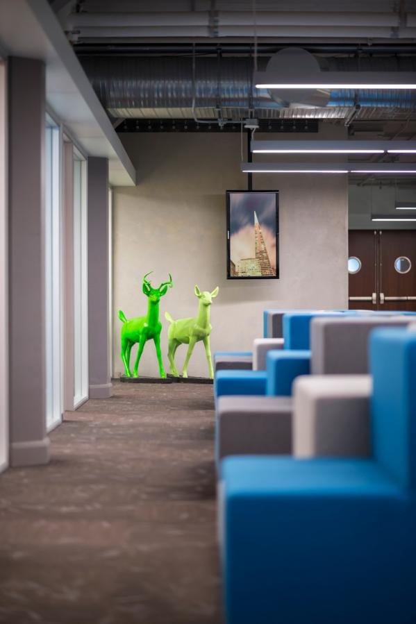 twitter office interior