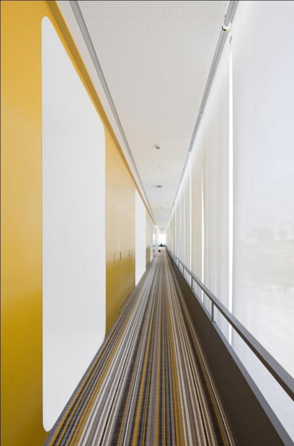 koridoriaus dizainas