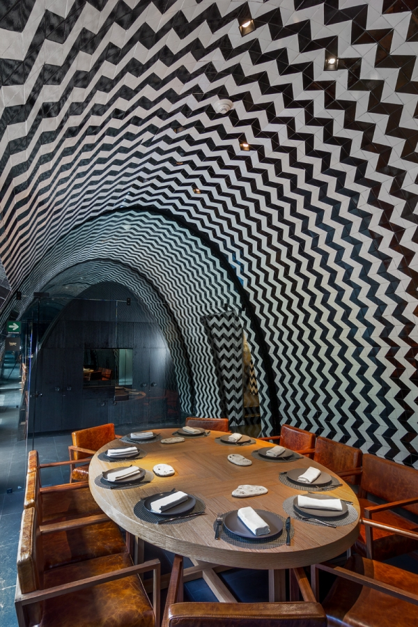 curve ceiling design