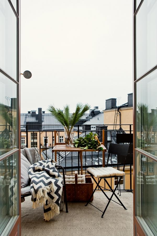 idejos balkonui