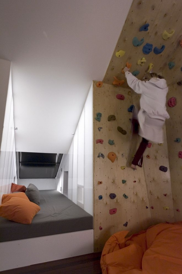 ideas for indoor climbing wall