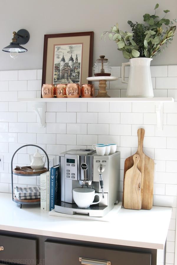 kavos aparatas virtuveje