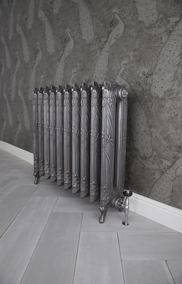 viktorijos laiku radiatorius