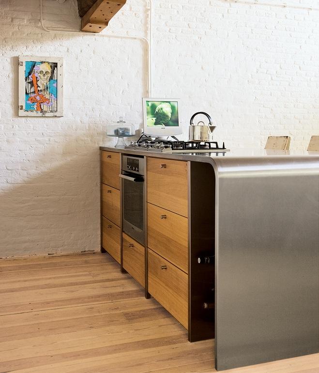 plieninis virtuvės stalviršis