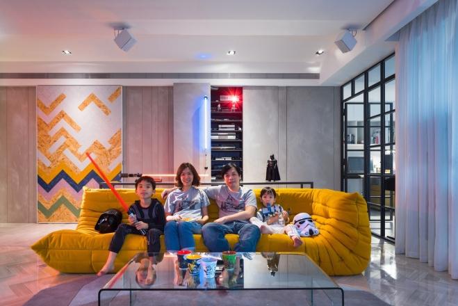 interior in taiwan