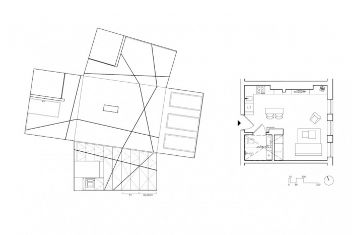 26 sq.m apartment