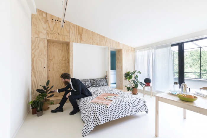 28 sq.m apartment