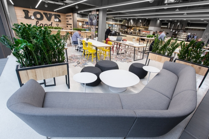 lounge zona restorane
