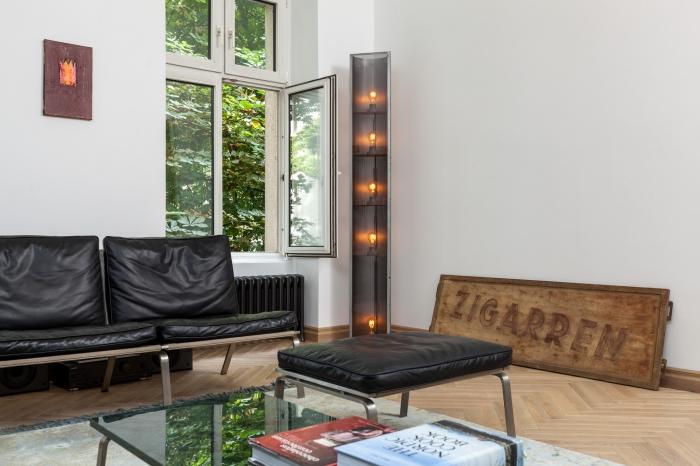 bahaus style interior