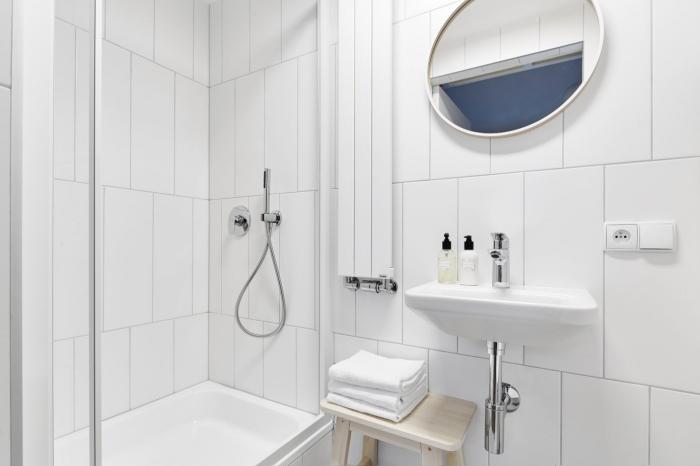 skandinavisko stiliaus vonia