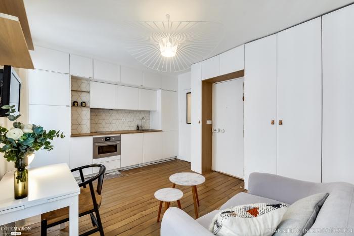 25 sq.m apartment