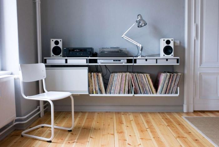 vinyl records, gramophone