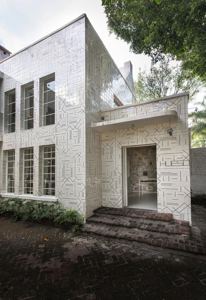 modern fasade