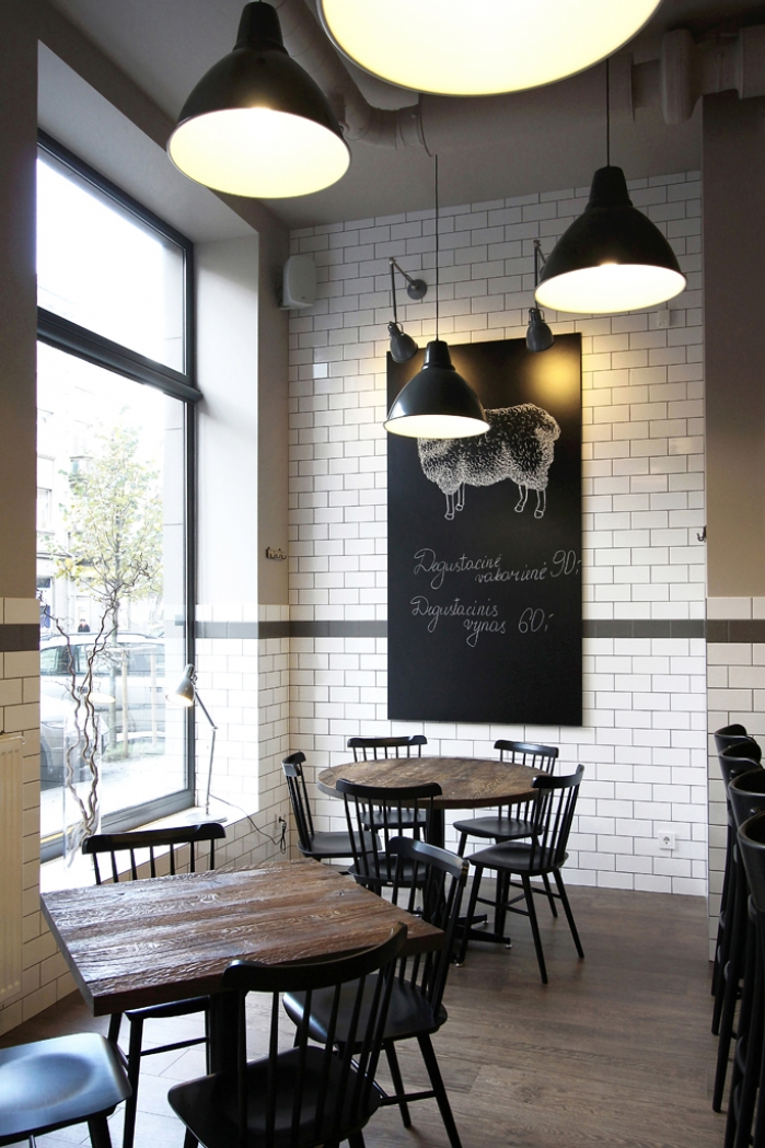 scandinavian restaurant design