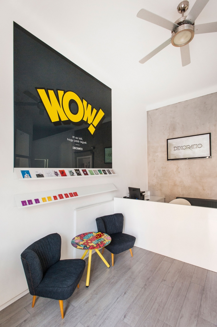design studio interior