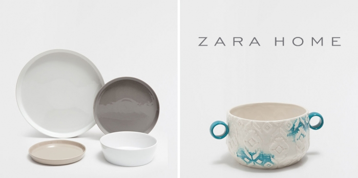 kitchenware zara home