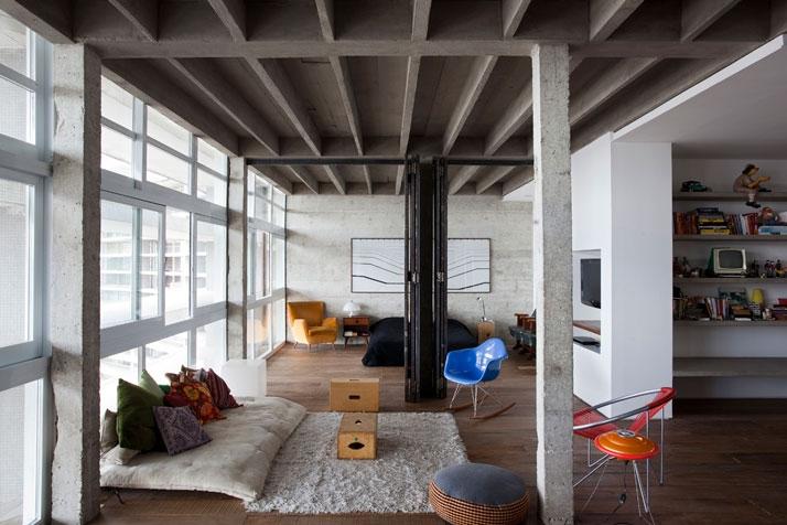 loft in Brazil