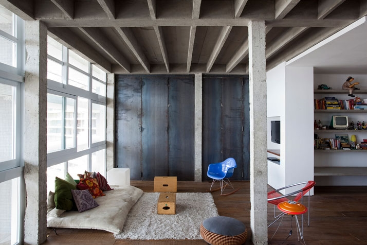 partitions in loft