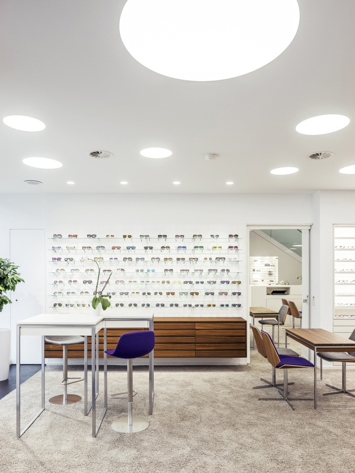 optical store design ideas