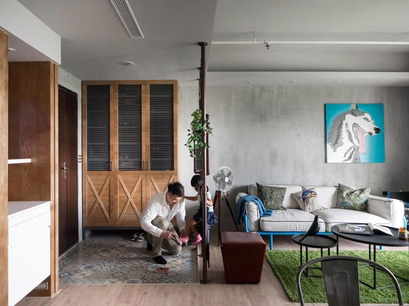 idėja prieškambario baldams