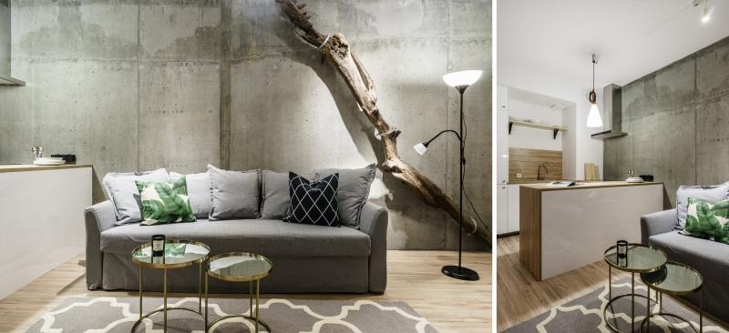 betono sienos