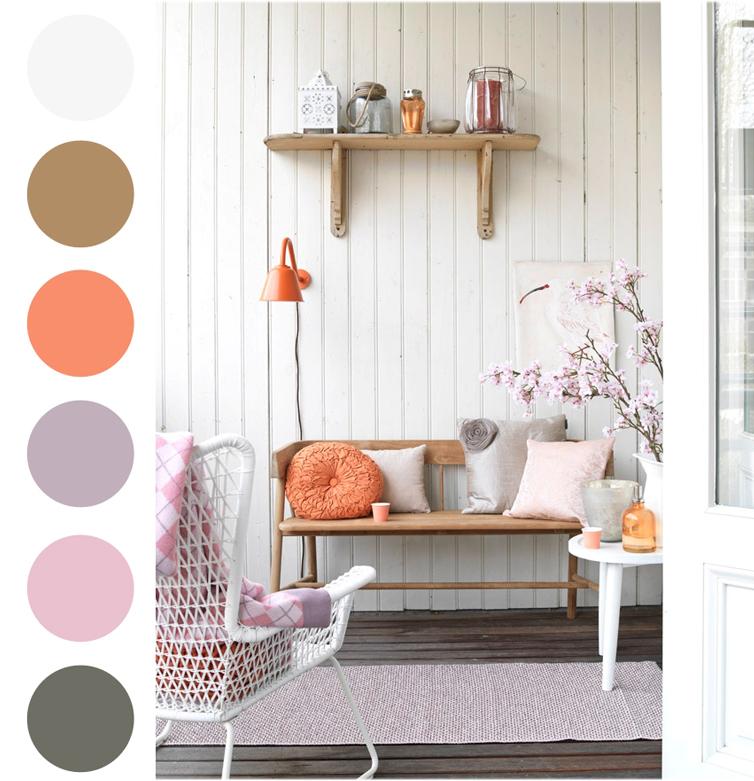 Color Palette Mood Board Viskas Apie Interjer