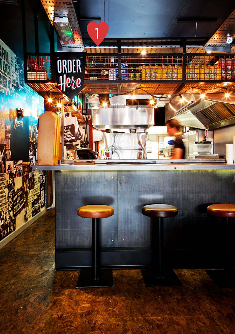 Ideas for a cafe bar restaurant viskas apie interjer for Cafe bar design ideas