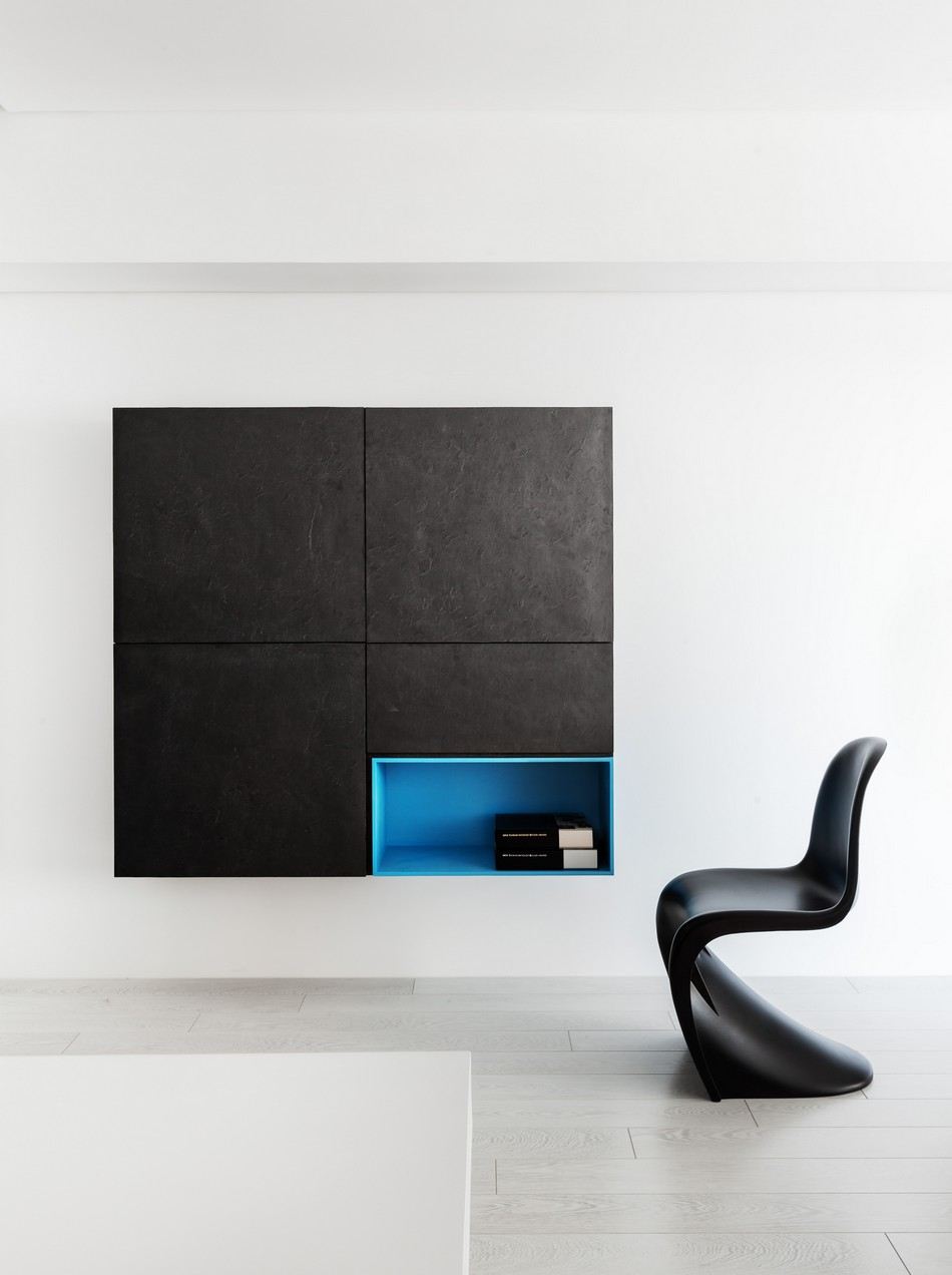 Extremely Modern And Minimalistic Flat Viskas Apie Interjerą