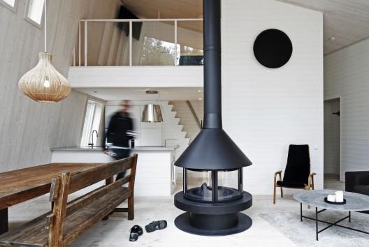 Fireplace design - Viskas apie interjerą