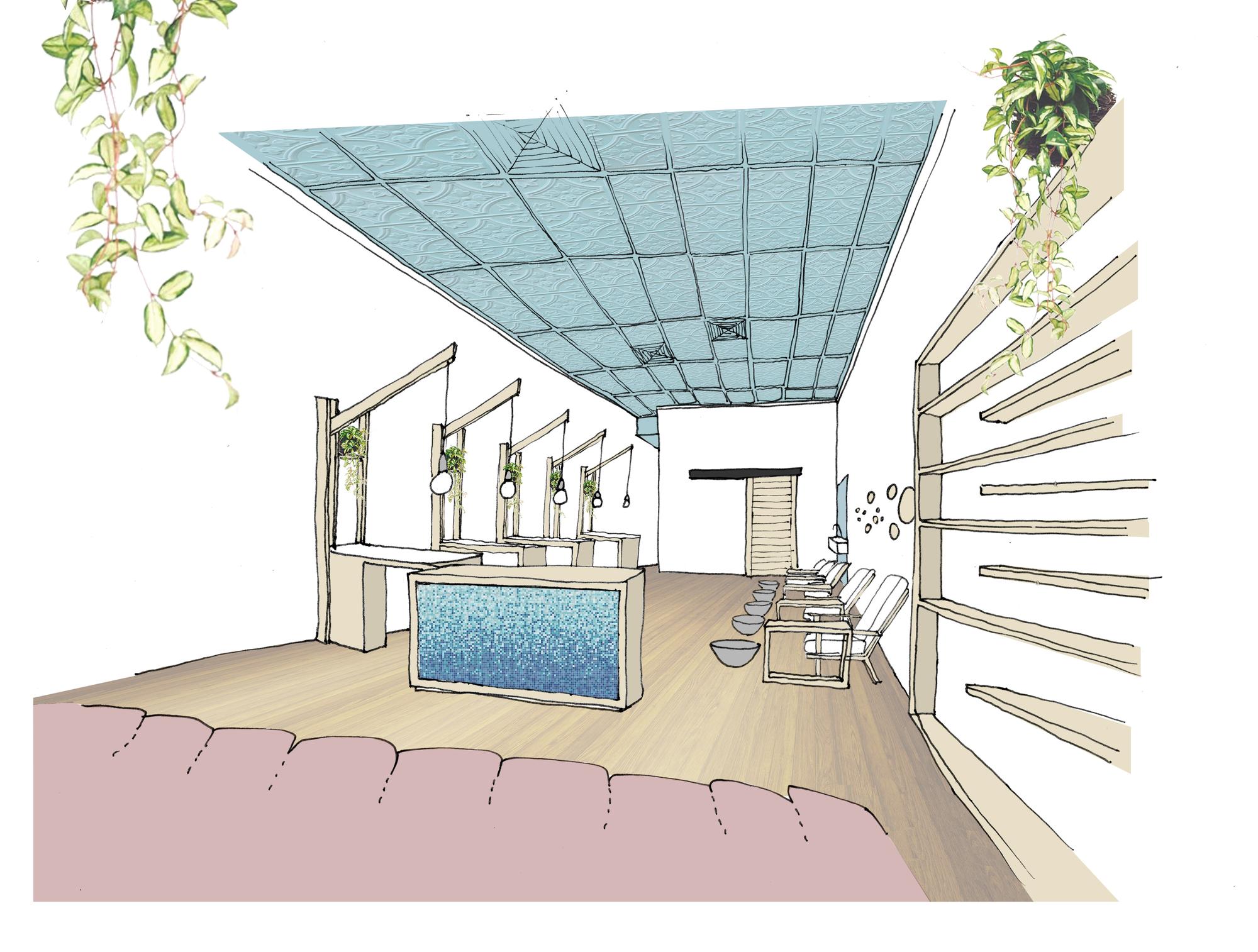 Spa Interior Design Viskas Apie Interjera