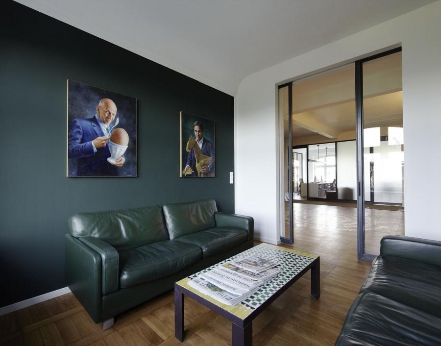 Modern Office Colors. Good Dark Interior Design Viskas Apie Interjer With  Modern Office Colors.