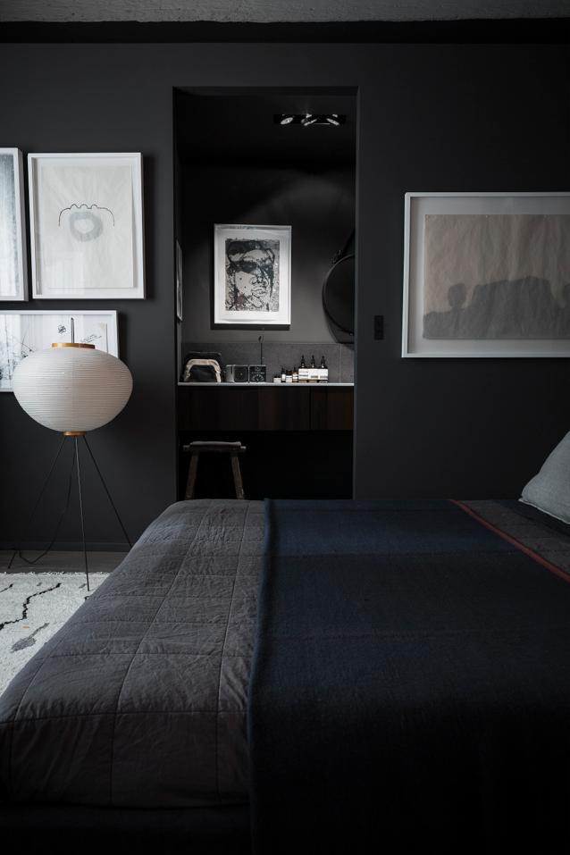 Dark Room Design Ideas Part - 22: Danielleverhelst.nl · Dark Bedroom