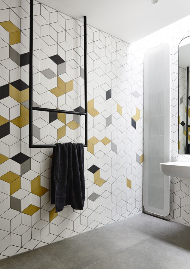 Desiretoinspire.net · Modern Bathroom Tiles