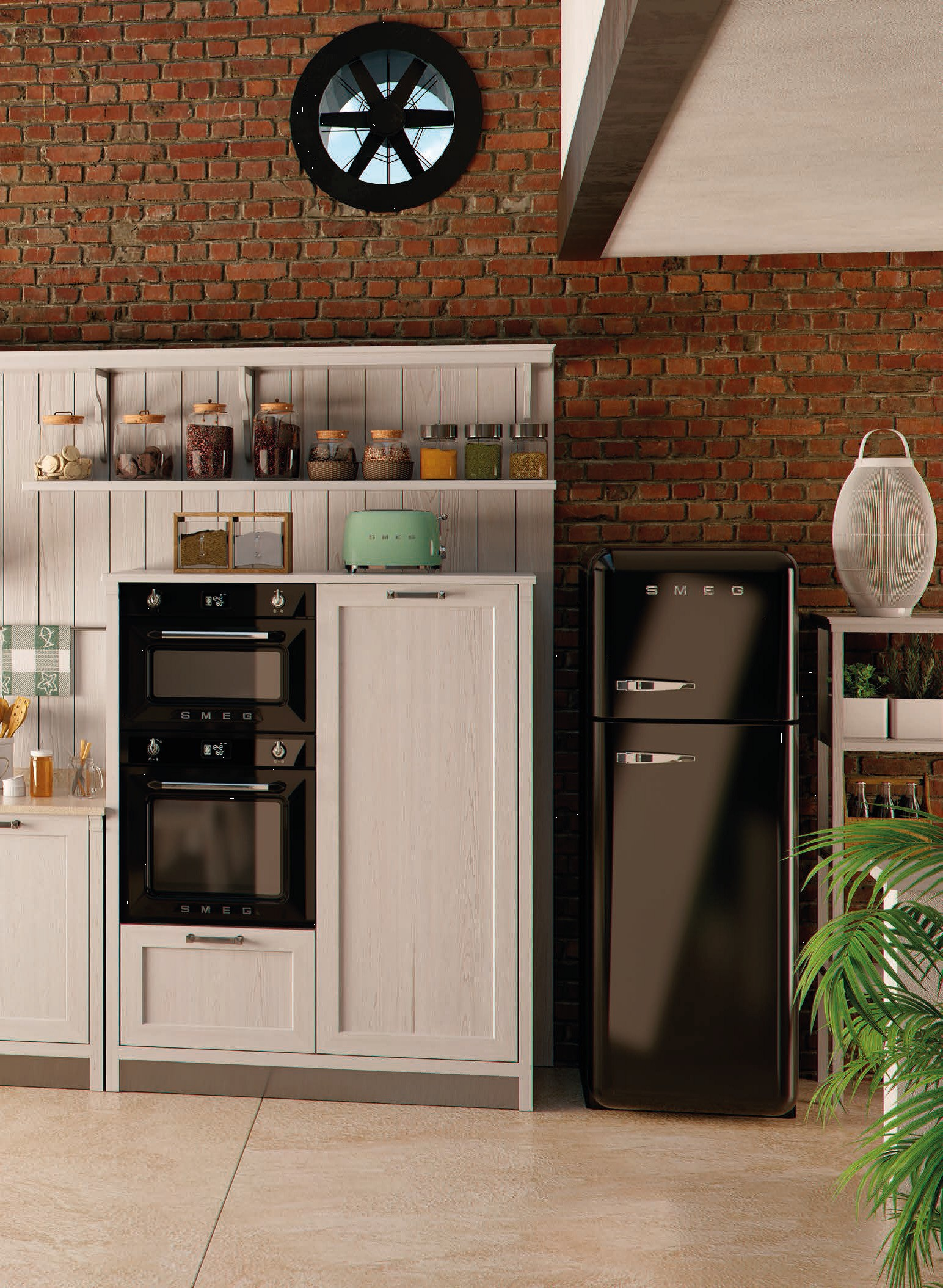 SMEG fridges and other kitchen appliance - Viskas apie
