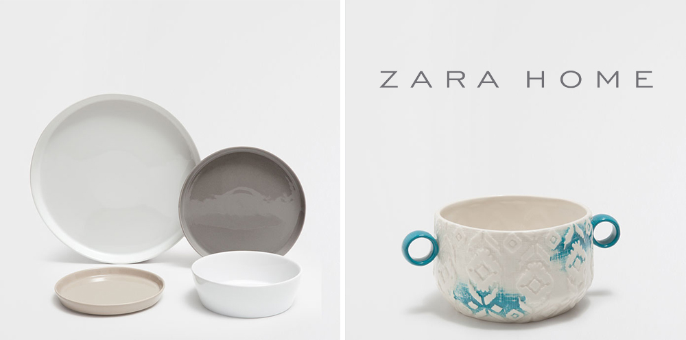 kitchenware zara home & 30 things to buy from Zara Home - Viskas apie interjerą