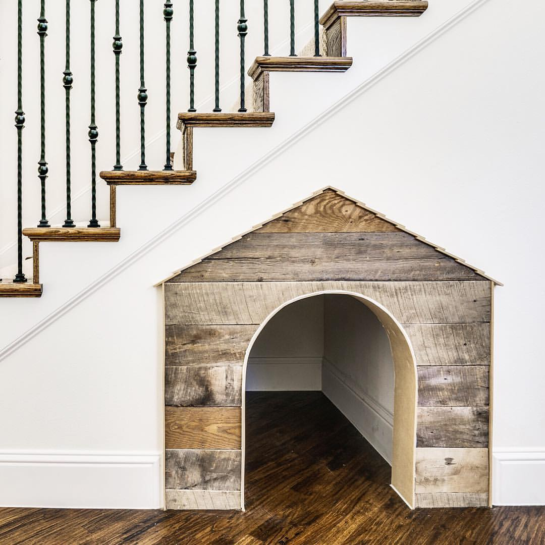 Electrical Home Design Ideas: Smart Under Stairs Ideas